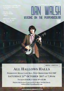 Dan Walsh Poster